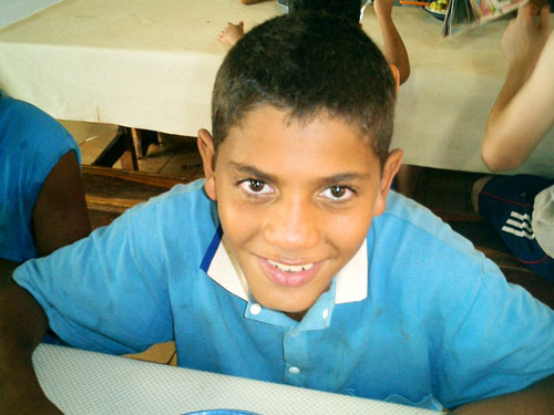 IAME Orphanage in Brazil -- Isreal Oliveira